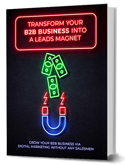 Free eBook: Transform your B2B Business into a Leads Magnet